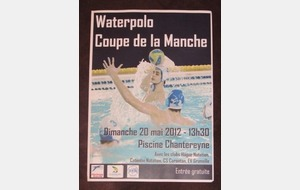 Coupe de la Manche de water-polo 2012