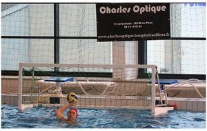 Water-polo à Beaumont......